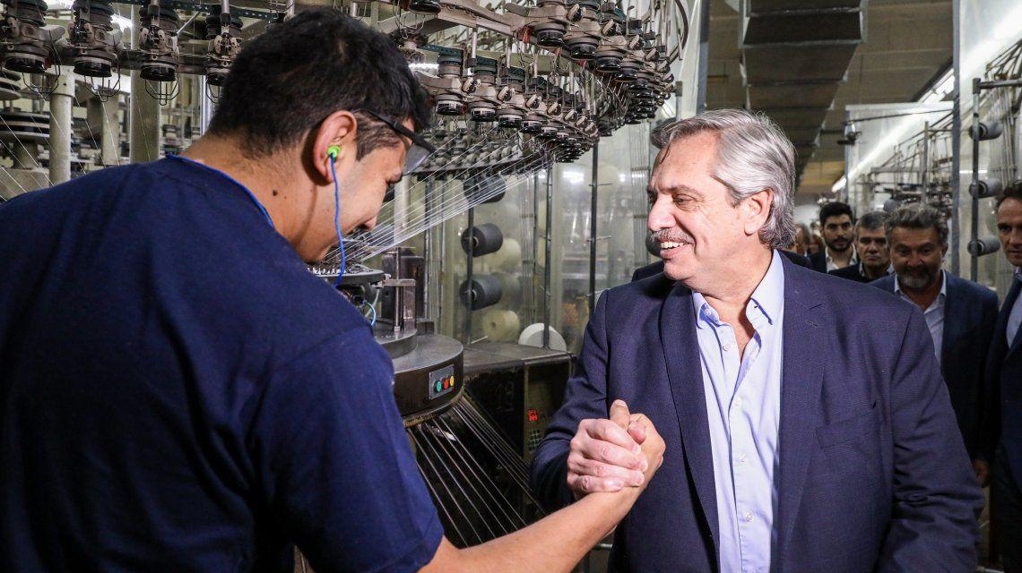 Alberto Fernández: Argentina no es un lugar para especular, es un lugar para invertir