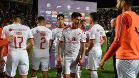 Independiente ganaba 2 a 0 y en los últimos minutos se lo empató Unión