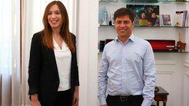 Kicillof le pidió a Vidal que retrotraiga el aumento en las tarifas