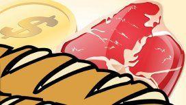 Aumentan la carne y el pan: la inflación no bajaría del 4% hasta fin de año