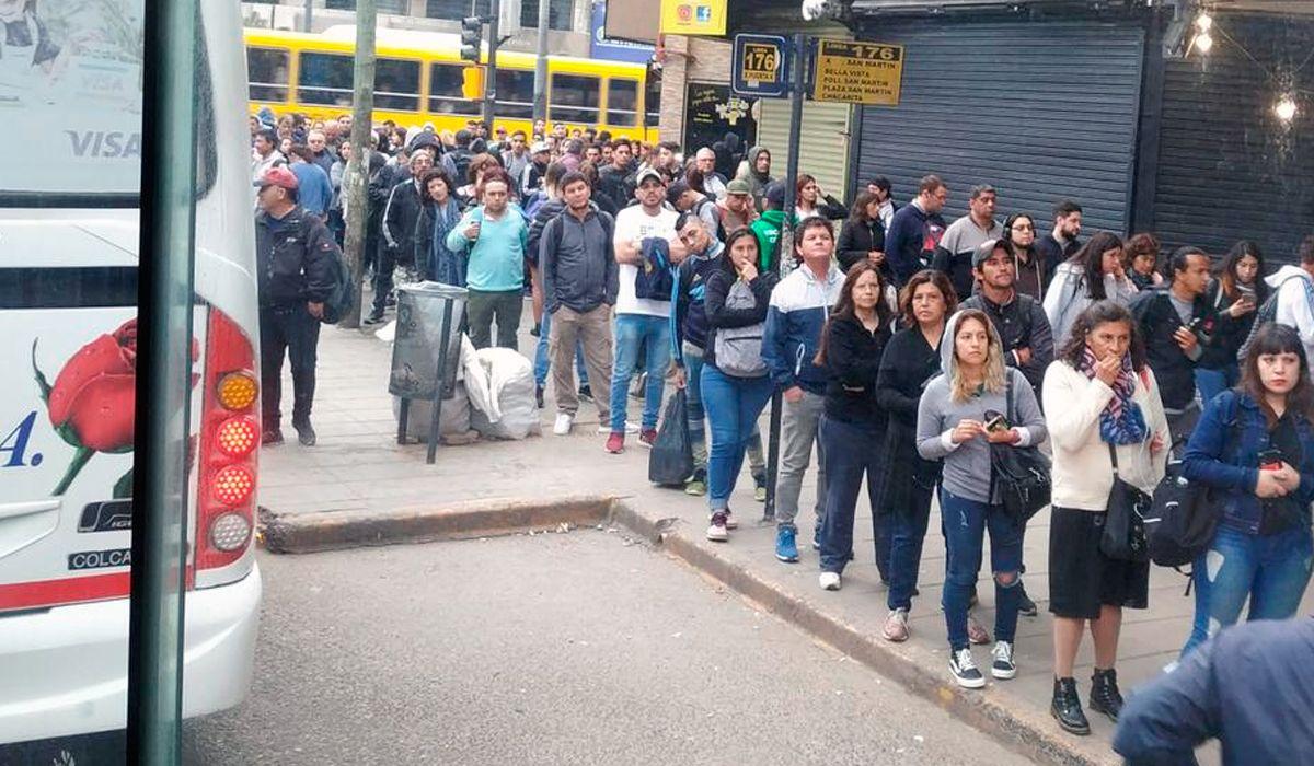 Paro de colectivos: Roberto Fernández acusó al Grupo Dota de ser cómplice de la medida