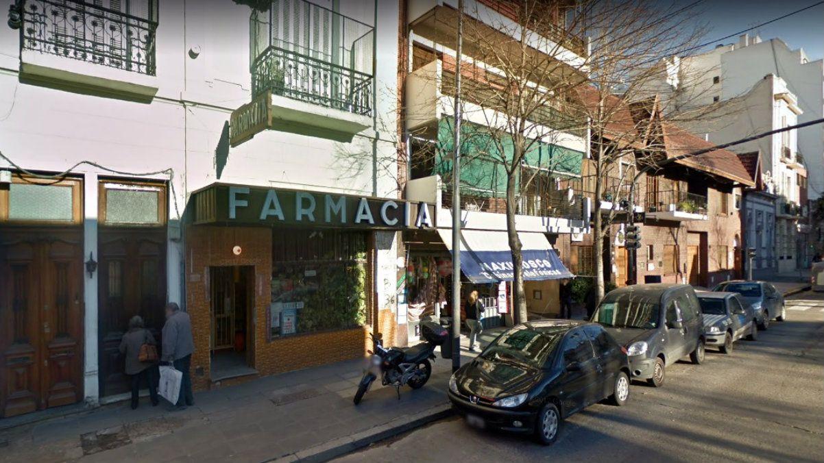 Detuvieron a un farmacéutico por venderle ansiolíticos a personas en situación de calle