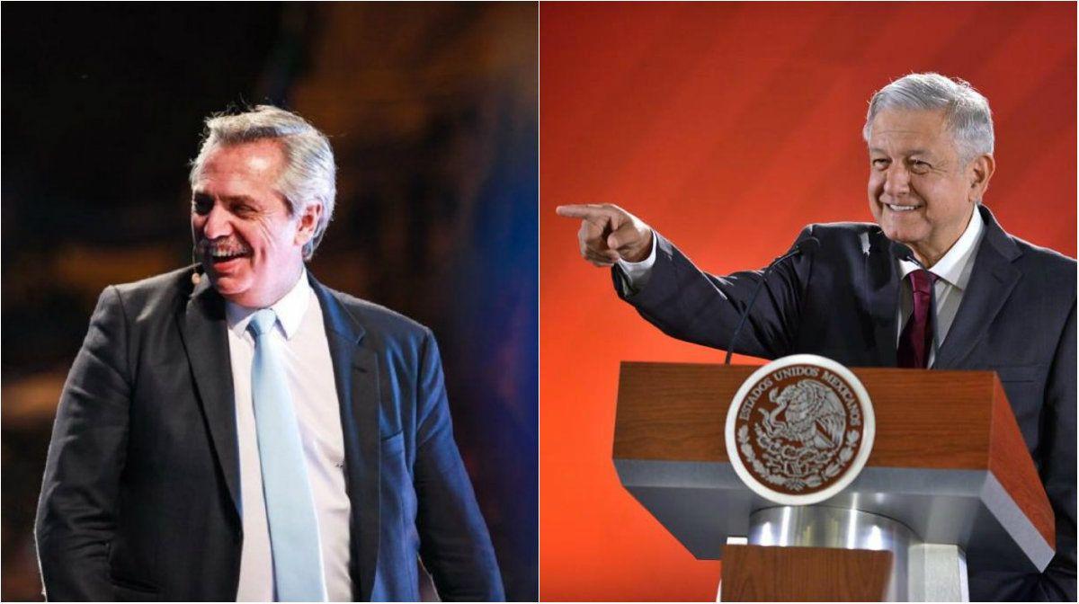Alberto Fernández en México: se reunirá con López Obrador en su primer viaje oficial