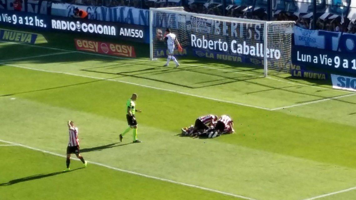 Estudiantes venció al Gimnasia de Maradona y extendió la racha ganadora en el clásico
