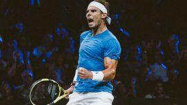 Rafael Nadal se retiró del Masters 1000 de París antes de jugar la semifinal