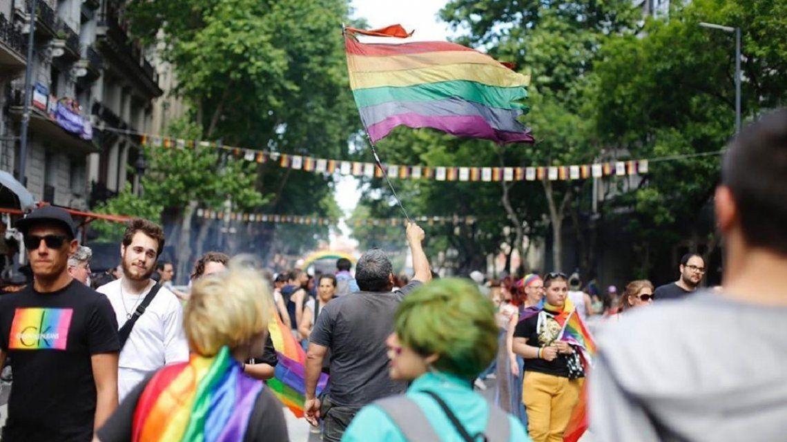 El mensaje de Alberto Fernández por una nueva Marcha del Orgullo