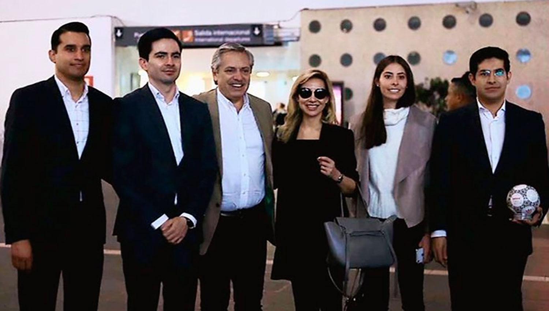 La agenda de Alberto Fernández en México