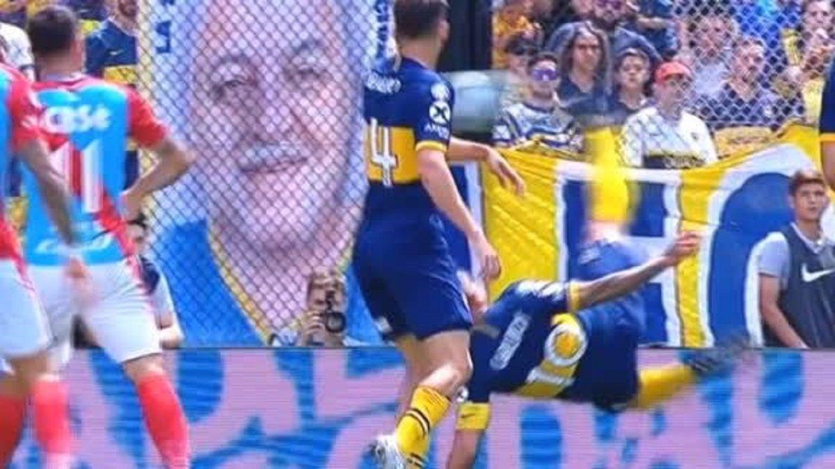 Boca golea a Arsenal en La Bombonera con goles de Tevez, Wanchope y Fabra