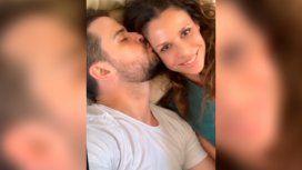 Las fotos románticas de Julieta Ortega con Camilo Vaca Narvaja