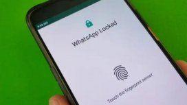 WhatsApp ahora puede desbloquearse con tu huella digital