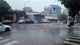 Tormentas y actividad eléctrica: hay alerta meteorológica en la Ciudad