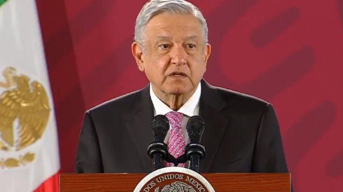 México: López Obrador le dio la bienvenida a Alberto Fernández