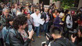 La Premio Nobel de la Paz Menchú viajó a Chile para verificar violaciones a los DD.HH.