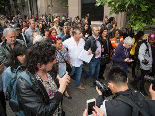 rigoberta menchu encabeza una mision a chile para verificar violaciones a los derechos humanos
