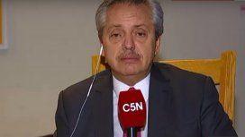 Alberto Fernández a C5N desde México: Slim me planteó la voluntad de seguir invirtiendo