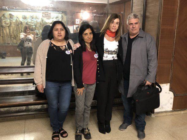 <p>Familia de Macarena Mendizábal</p>