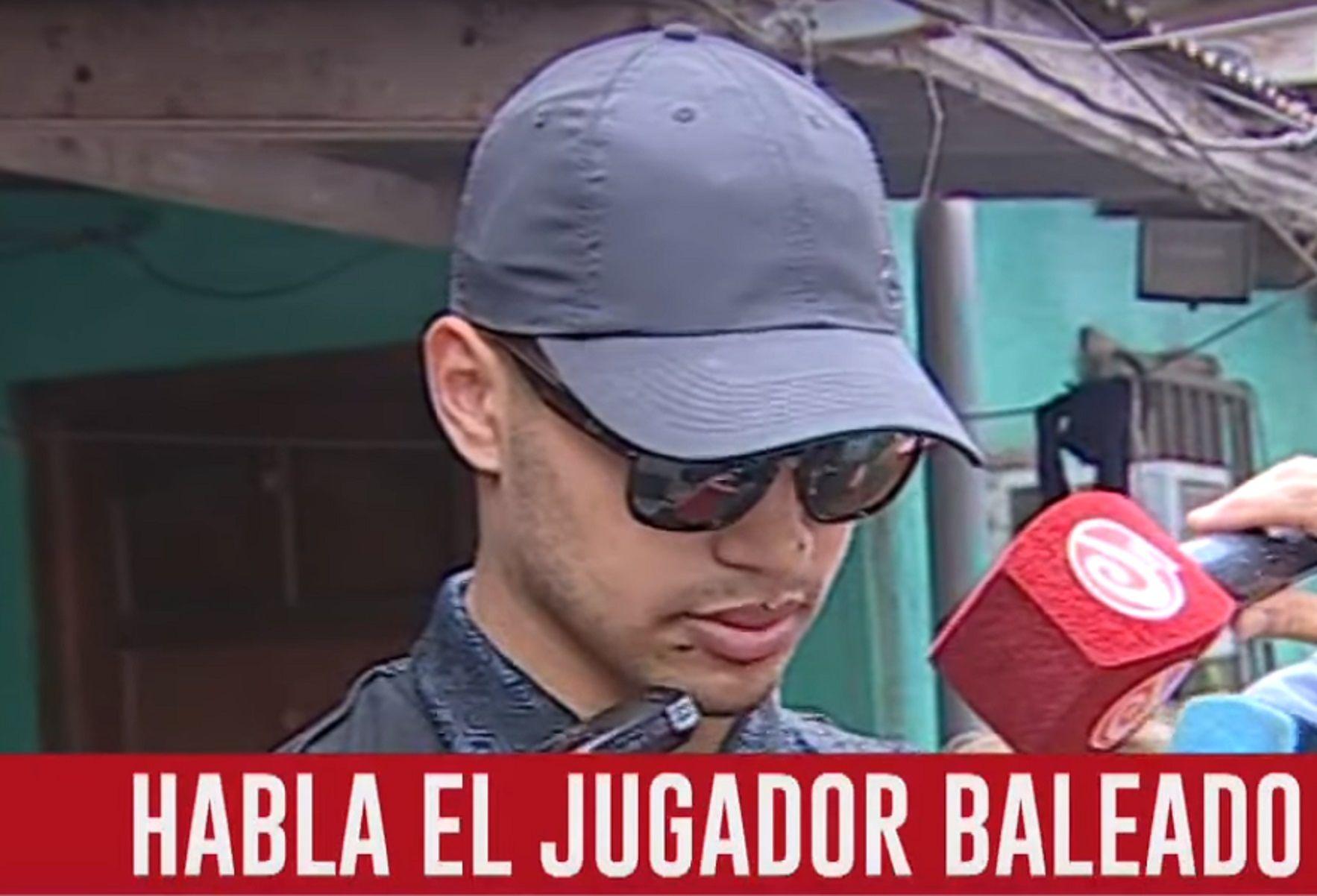 Alexis Salinas, el jugador de Arsenal baleado: Tengo miedo de no volver a ver a mi hijo