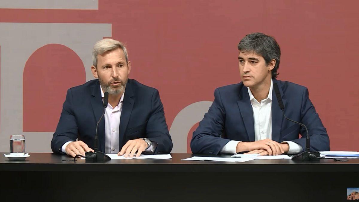 El Gobierno deja pendiente otro aumento: La tarifa del agua se define en marzo, dijo Frigerio