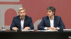 Rogelio Frigerio: No tengo conocimiento del tuit de Bolsonaro así que prefiero no opinar