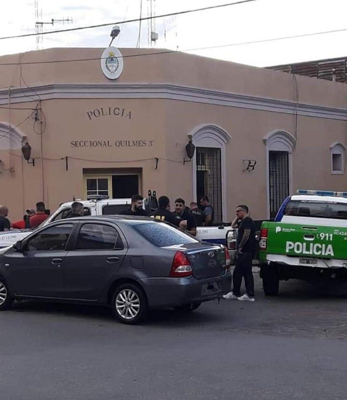 Once presos se escaparon de una comisaría en Quilmes