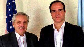 Alberto llamó a la cooperación con Estados Unidos más allá de alguna diferencia