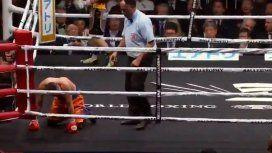 Boxeo: el KO de Inoue a Donaire en una de las peleas del año