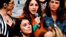 Actrices Argentinas hará otra denuncia por acoso y maltrato en el ambiente artístico