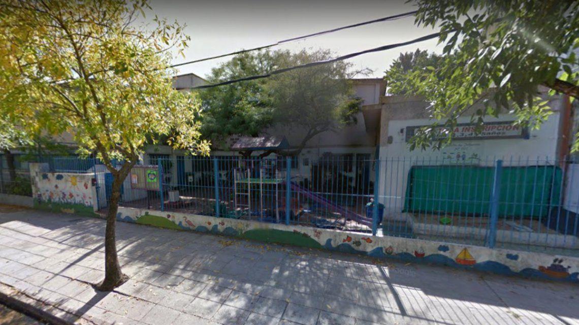 El jardín de infantes