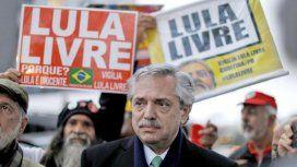 Alberto celebró el fallo que favorece a Lula: ¡Valió la pena la demanda de tantos!