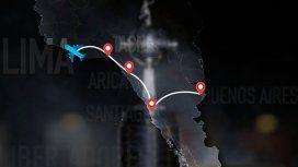Todo por River: la travesía de los hinchas para llegar a Lima