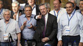 Alberto recibe a empresarios y sindicalistas que respaldarán la renegociación con el FMI