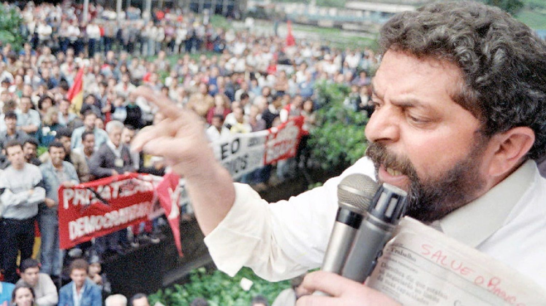 Lula da Silva en los 90