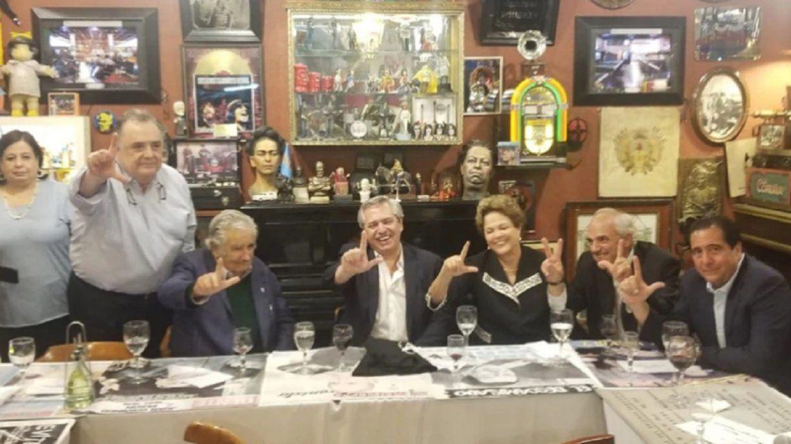 Con Alberto Fernández como anfitrión, comienza en Buenos Aires el II encuentro del Grupo de Puebla
