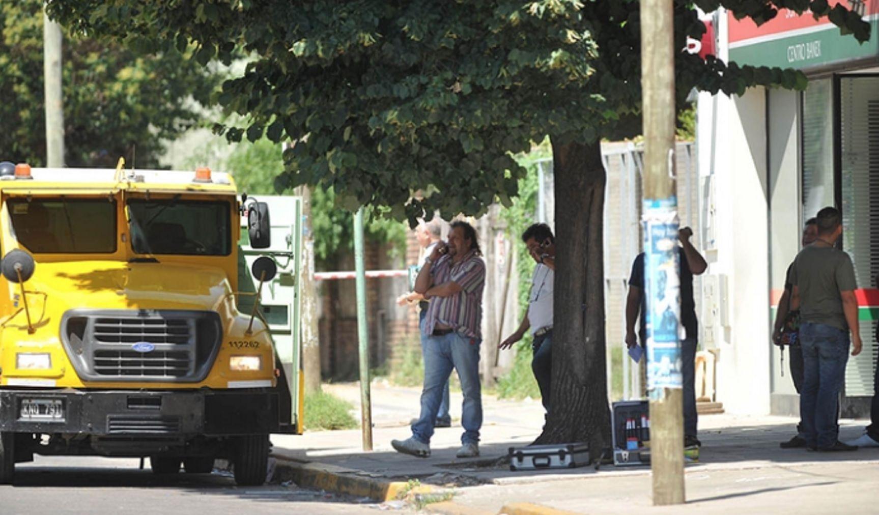 El preso fue uno de los que asaltó a un blindado en Moreno en 2014