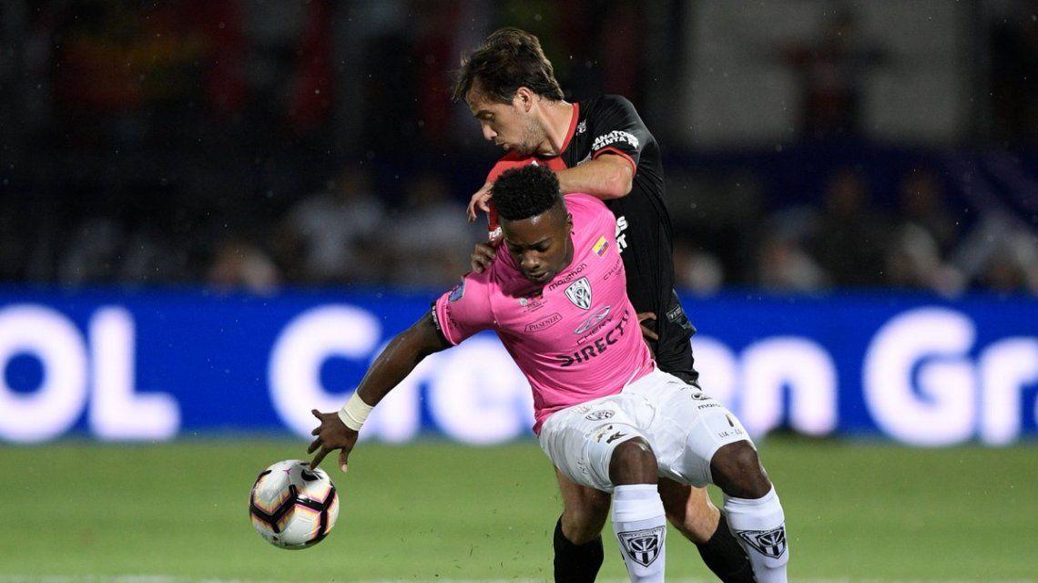 Colón no pudo: Independiente del Valle le ganó y es campeón de la Copa Sudamericana