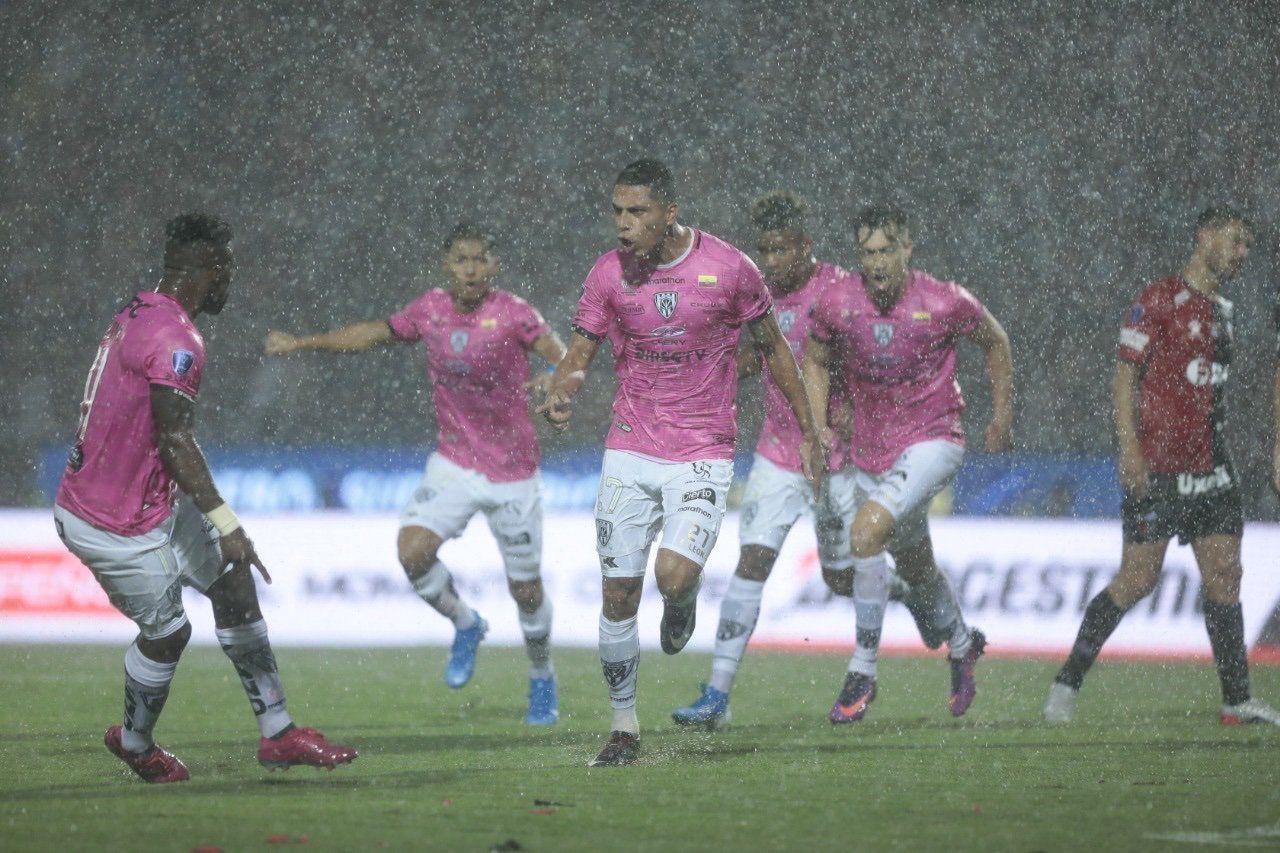 Colón quiere apelar al escritorio y reclamará la mala inclusión de un jugador de Independiente del Valle