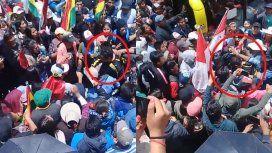 Tensión en Bolivia: atacaron y retuvieron al presidente de la Cámara de Diputados