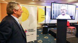 El mensaje de Lula al Grupo Puebla: El triunfo de Alberto es como si yo hubiese ganado
