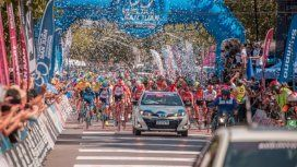 La Vuelta de San Juan será la primera competencia UCI Pro Series de la historia del ciclicmo