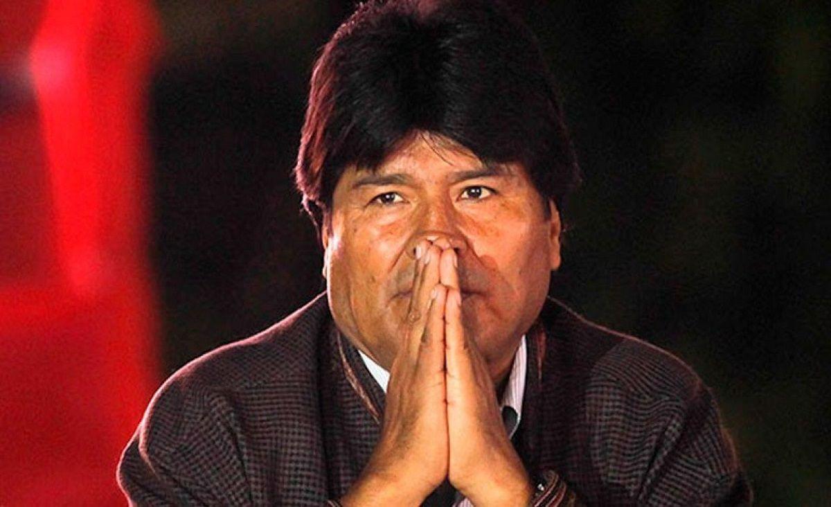 Cronología del golpe de Estado contra Evo Morales