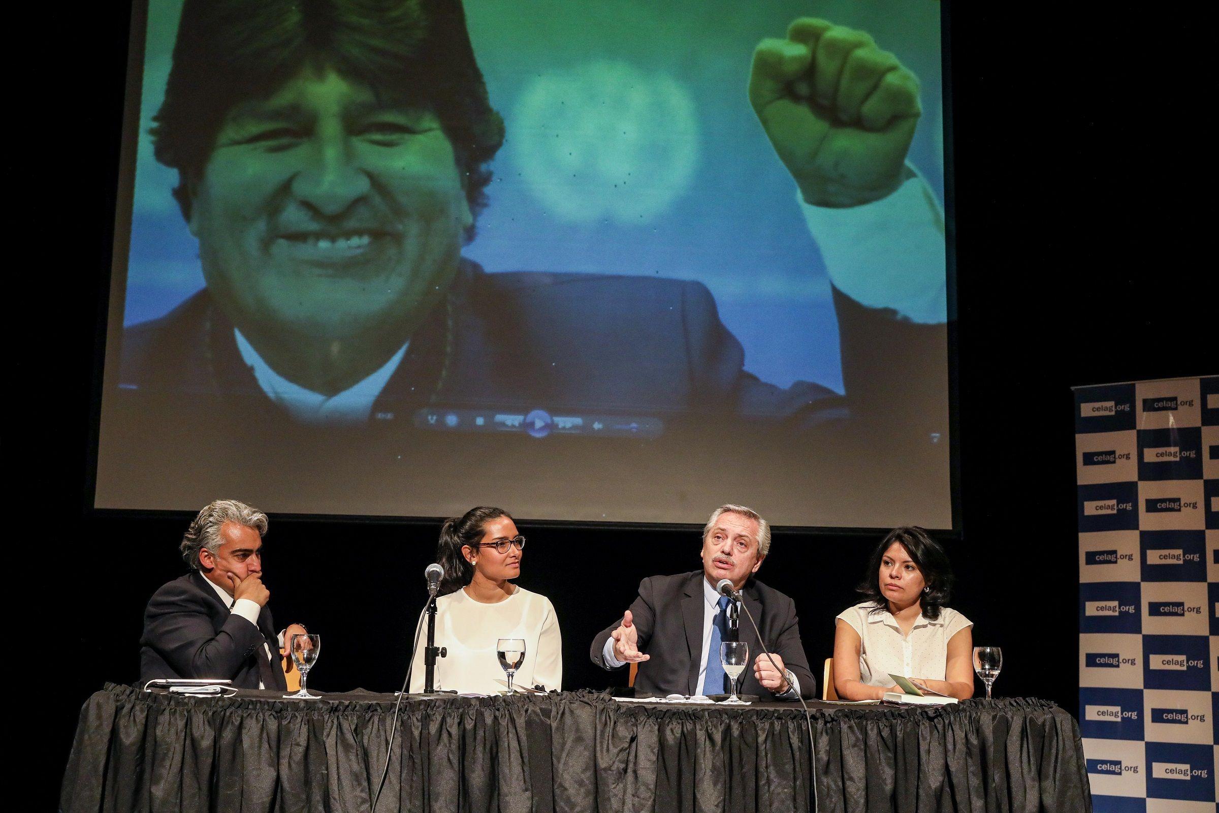 Alberto Fernández: Estados Unidos volvió a las peores épocas de avalar golpes de Estado en América Latina