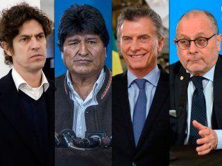 el golpe de estado en bolivia abrio una nueva grieta al interior de cambiemos