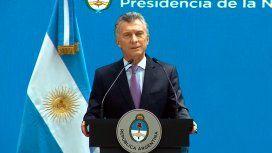 Macri volvió a hablar de Bolivia: Repudiamos la violencia y estamos siguiendo el tema de cerca