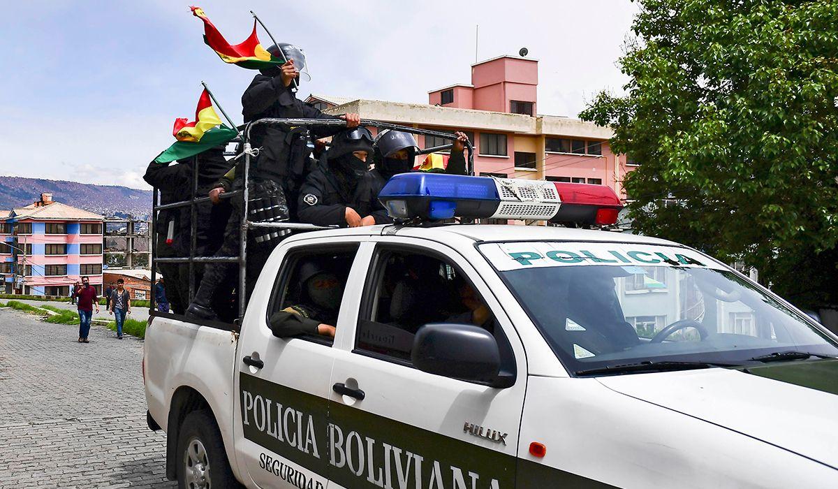 Golpe de Estado en Bolivia: renunció el ministro de Defensa