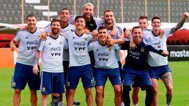 La Selección de Scaloni se mantiene dentro del top ten en el ranking FIFA