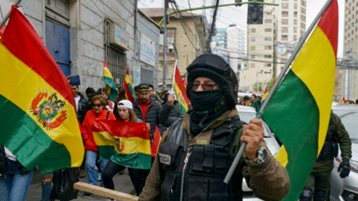 Golpe de Estado en Bolivia: los diputados del FPV-PJ presentaron en el Congreso un proyecto de repudio