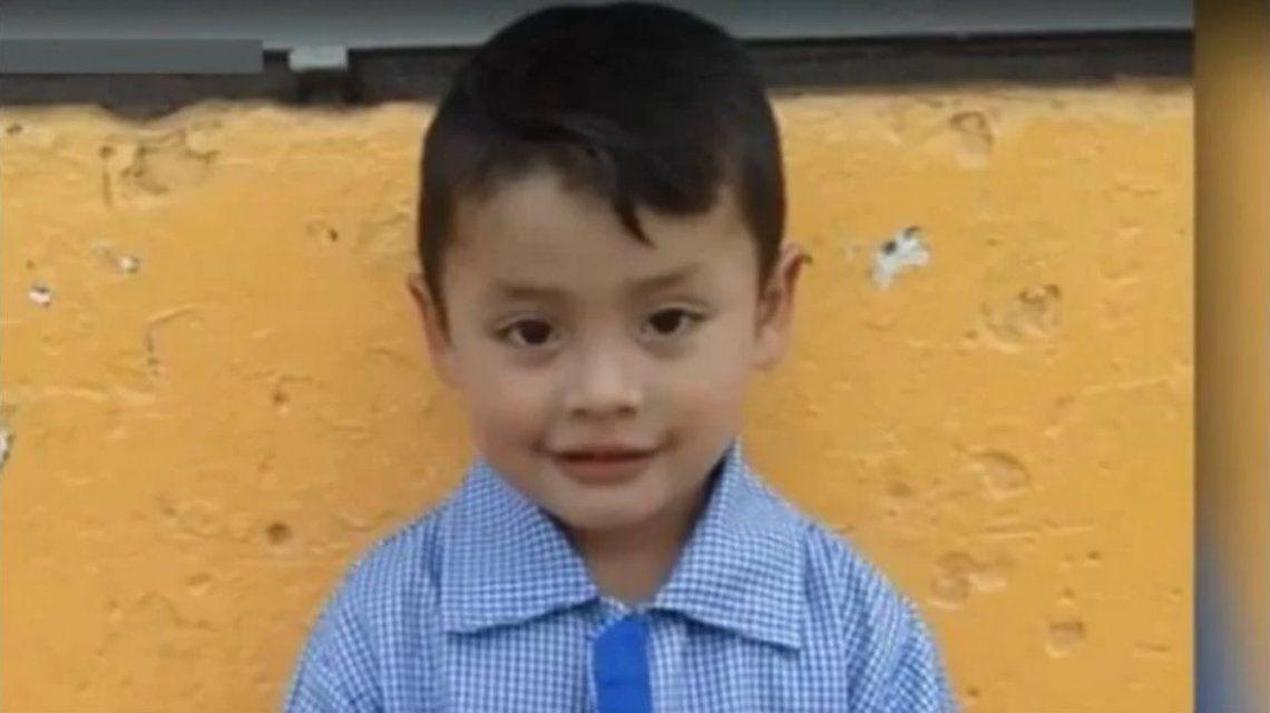 Liam Flores tenía cuatro años
