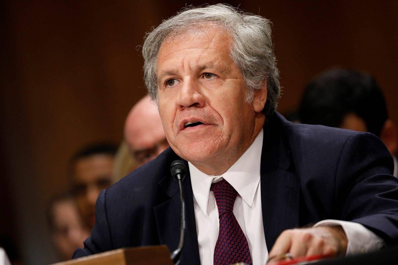Insólita justificación de la OEA: Hubo golpe de Estado en Bolivia cuando se cometió fraude