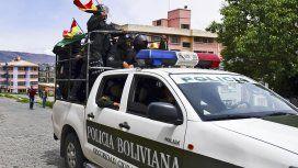 Suman ocho los muertos por las protestas contra el golpe de Estado en Bolivia