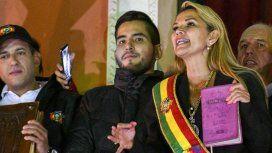 Rusia condenó el golpe de Estado en Bolivia, pero reconoce a la presidenta autoproclamada